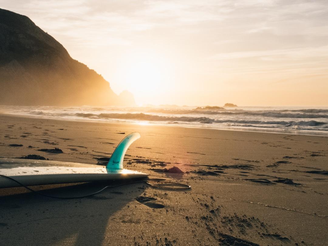 Die coolsten Surfer gab's vor 2000 Jahren