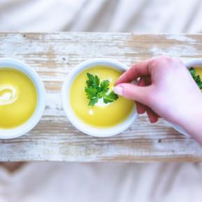 Kürbissuppe leicht gemacht